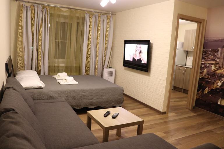 Ya doma - 1-Room apartments City, Novosibirskiy rayon