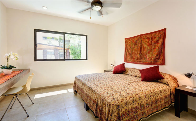 Anita 2 bedroom apartment sleeps 5, Cozumel