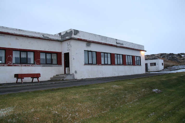 Hotel Reykjanes Apartments, Súðavíkurhreppur