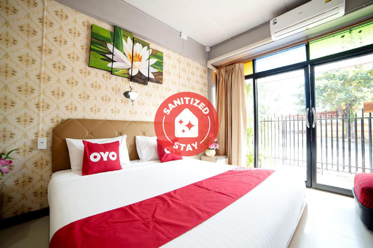 OYO 465 Krung Kao Traveller Lodge, Phra Nakhon Si Ayutthaya