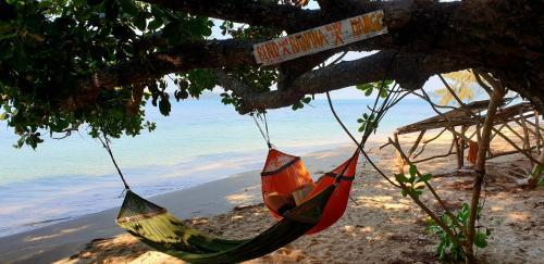 Crusoe Koh Takiev Island, Prey Nob