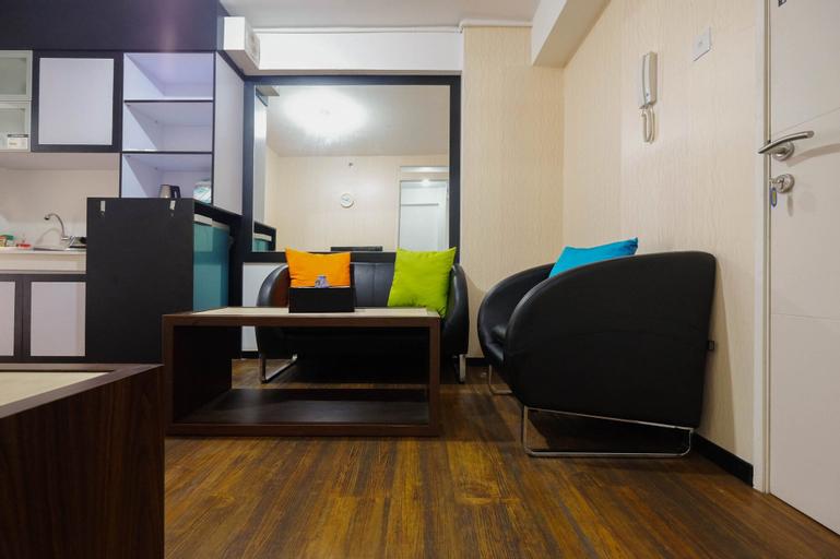 Simplicity Minimalist 2BR Bassura City Apartment, East Jakarta