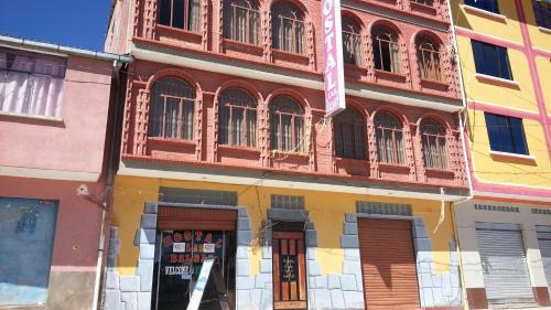 Hostal Las Balsas, Manco Kapac