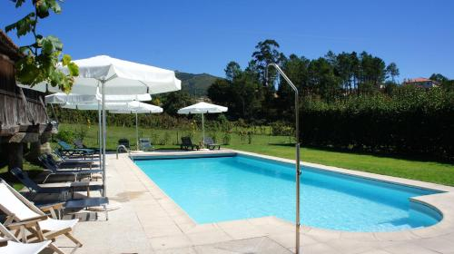 House with 2 bedrooms in Vieira do Minho with shared pool enclosed garden and WiFi, Vieira do Minho