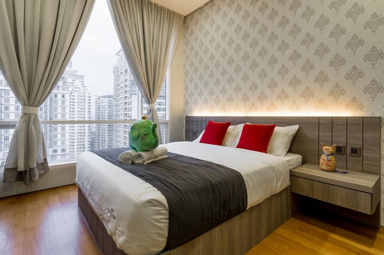 Soho Suites KLCC By Aloha, Kuala Lumpur