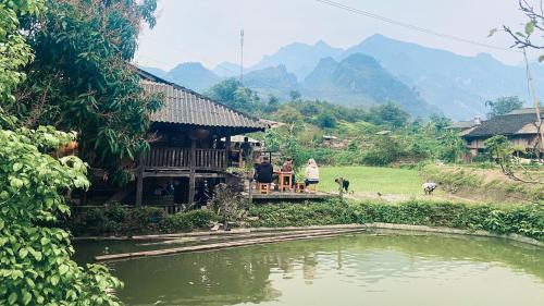 Du Gia Homestay, Yên Minh