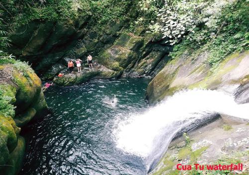 Hoang Nong farmstay - Cua Tu waterfall, Đại Từ