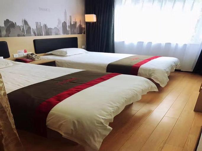 Thank Inn Hotel Jiangsu Wuxi Liangxi District Huishan Acient Town, Wuxi