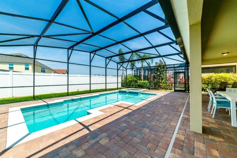 Westhaven 1210 - Six Bedroom Villa with Private Pool, Polk