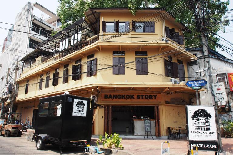 Bangkok Story - Hostel, Samphantawong
