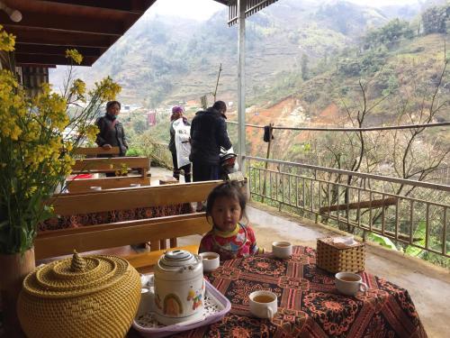 Hamlet Black Hmong, Sa Pa