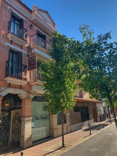 Villa Soledad, Madrid