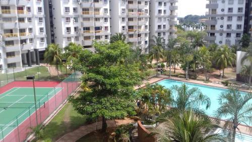 Cocobay Resort Condominium, Port Dickson