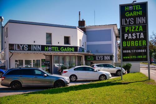Hotel Garni Ilys Inn, Wels