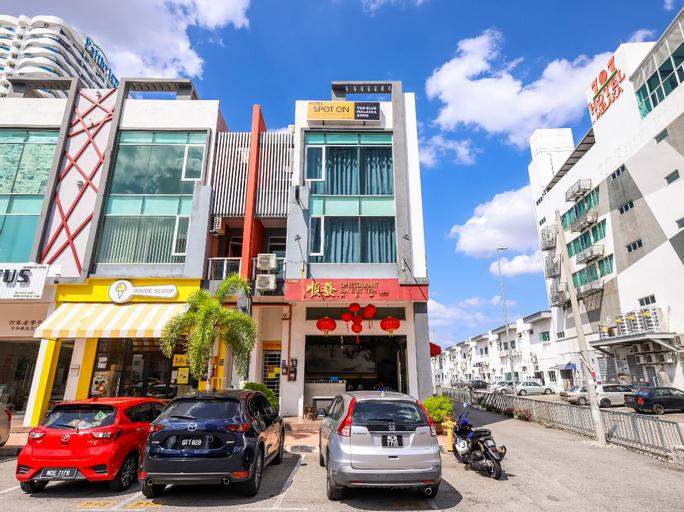 SPOT ON 89956 The Blue Malacca, Kota Melaka
