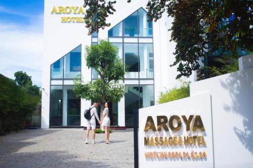 Aroya Hotel, Liên Chiểu