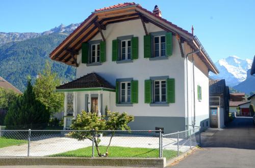 Jungfrau Family Holiday Home, Interlaken