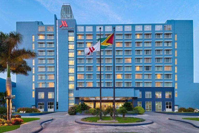 Guyana Marriott Hotel Georgetown, City of Georgetown