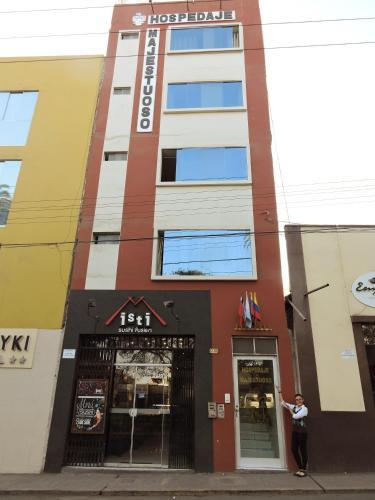 Majestuoso Hospedaje, Tacna