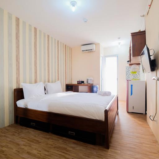 Best Deal Studio Bassura Apartment By Travelio, East Jakarta
