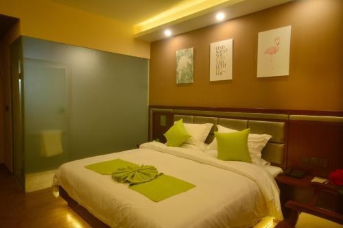 Jinggu Fang Ting Holiday Hotel, Pu'er
