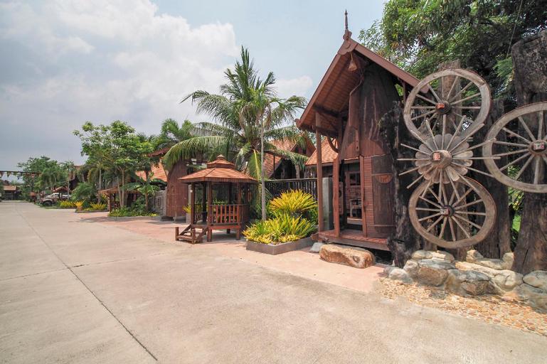 Capital O 1001 Suankaew Art Cottage, Si Racha
