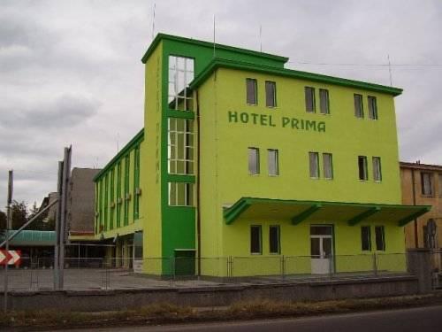 Prima Hotel, Harmanli