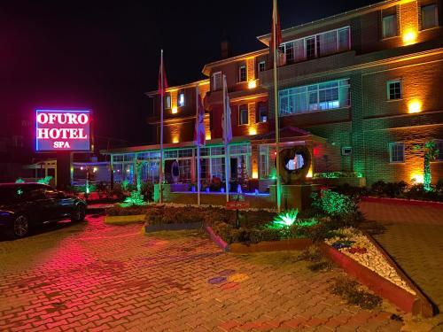 Ofuro World Hotel Spa, Gaziemir