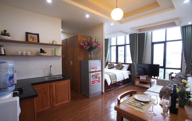 Granda Central Apartment, Cầu Giấy
