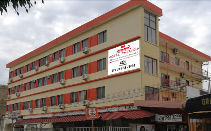 Hotel Phenicia, Gbeke