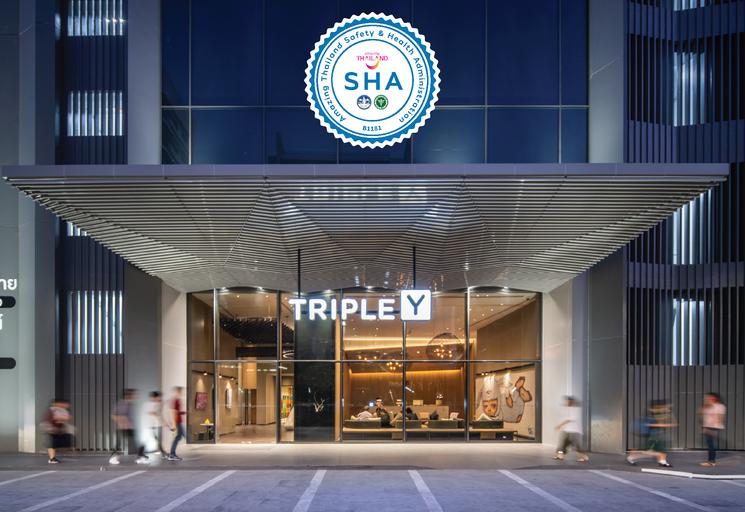 Triple Y Hotel, Pathum Wan