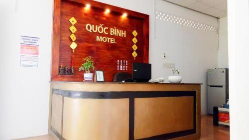 Quoc Binh Motel, La Gi