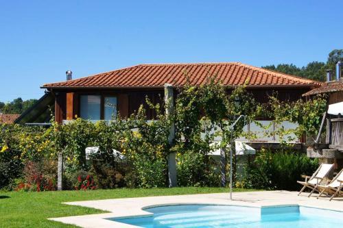 House with 2 bedrooms in Vieira do Minho with shared pool and WiFi, Vieira do Minho