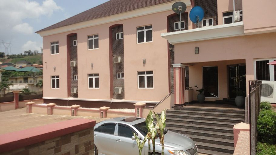Caesar's Court Hotel and Suites, Abeokuta South