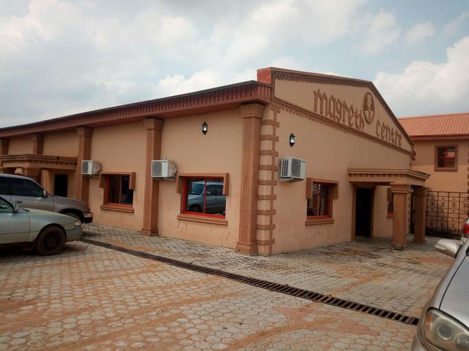 Magreth Event Centre & Hotel, Egbeda