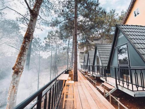 Mountain Lodge Homestay Mang Đen, Kon Plông