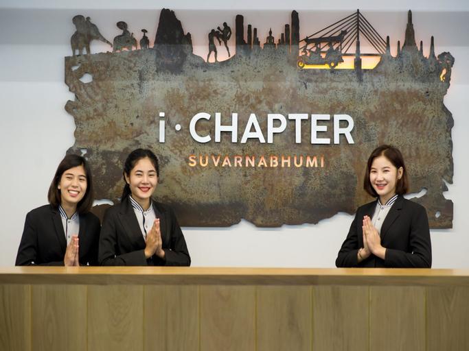 iChapter Suvarnabhumi, Bang Plee