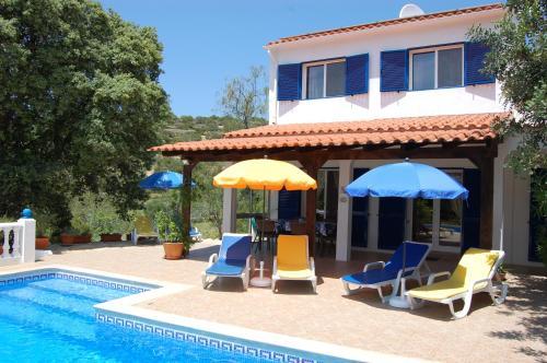Casa dos Amigos-cottage for 6 persons, Faro