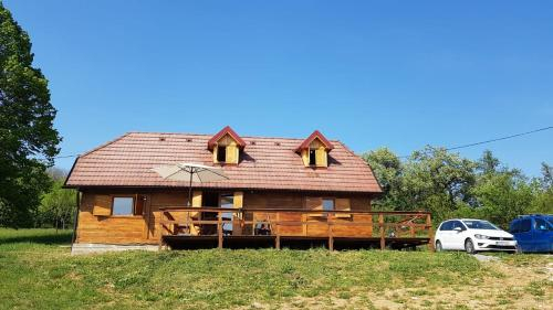 Peaceful Nature Cottage, Petrinja