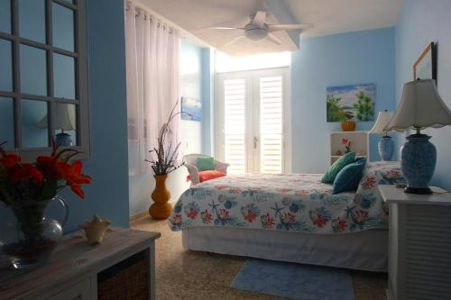 A Seascape Guest Room,