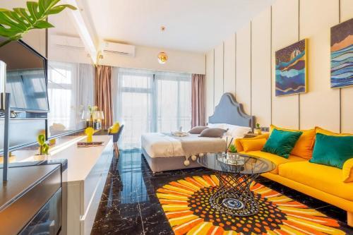 Modern Seasons Poly International Apartment (Zhuhai Hengqin Port Changlong), Zhuhai