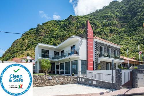 Enxurros House, São Vicente
