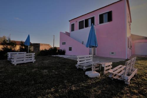 Ria de Aveiro Pink House, Murtosa