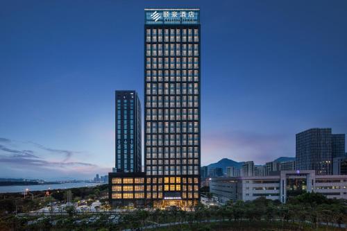 Yiho Hotel, Fuzhou