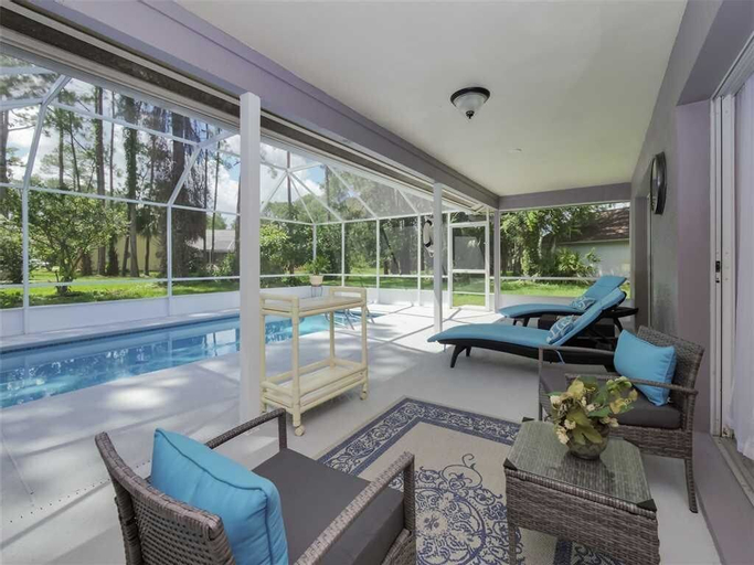 Palm Villa - Four Bedroom Home, Flagler