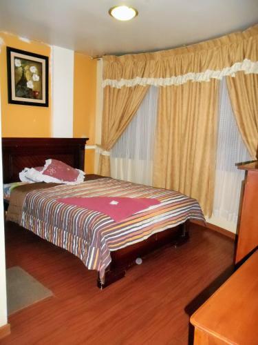 Hotel Ritzor, Latacunga
