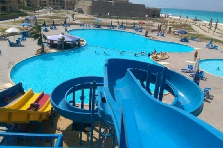 Lazorde Bay Duplex Chalet 3 Bedroom, Marina al-'Alamayn as-Siyahiyah