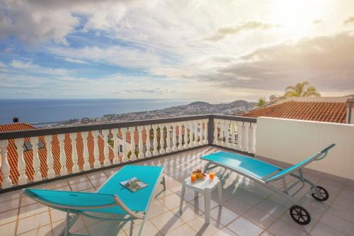 Villa Vista Mar, Funchal