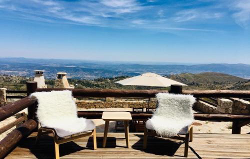 MY MOUNTAIN CHALET - Panoramic View Serra da Estrela, Covilhã