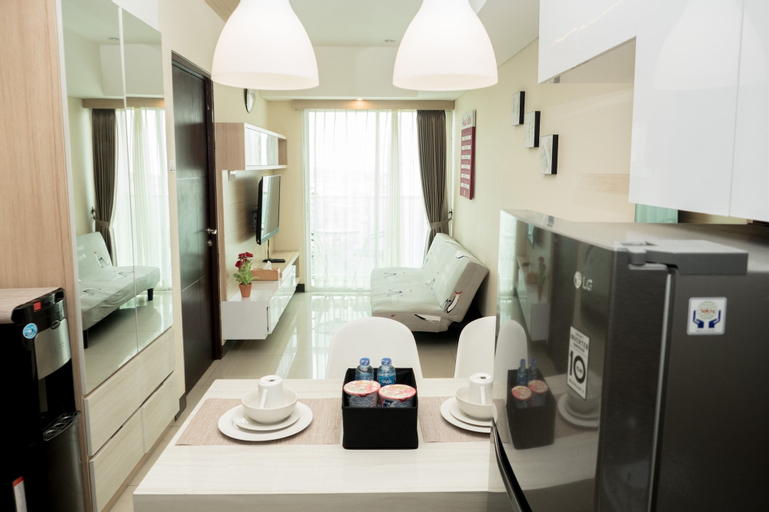 Best Location 2BR with Sofa Bed at Tamansari La Grande, Bandung